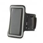 Sport Protective Neoprene Armband Case for Iphone 4 / 4S - Black