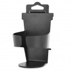 SD-1018 Universal Car Drink Bottle Holder - Black