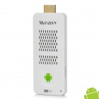 Measy U2A Android 4.1.1 Google TV Player w/ HDMI / Wi-Fi / TF / USB / 1GB RAM / 4GB ROM - White