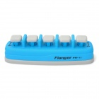 Flanger FA-11 Professional Finger Exerciser Tension Strength Trainer - Blue + Grey