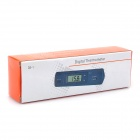"DS-1 1.4"" Digital Thermometer for Fish Tank / Aquarium - Black"