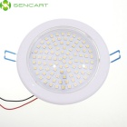 SENCART 13W 924lm 3500K 96-5050 SMD LED Warm White Ceiling Lamp