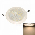 SENCART 19W 1344lm 3500K 96-5050 SMD LED Warm White Ceiling Light (85~265V)