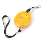 AF-3202 Beetle Style 120dB Emergency Anti-Rape / Self-defending Alarm - Black + Red + Yellow