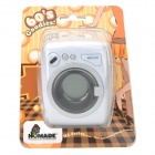 Washing Machine Shaped Alarm Clock - White (2 x AA)