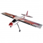 Art-Tech 500 Class Devil 4-CH 2.4GHz Radio Control 3D Aerobatics R/C Model Airplane - White + Red