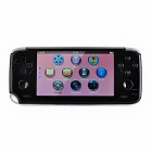 "4.3"" Touch Screen Game Console Media Player w/ 1.3 MP Camera / FM / HDMI /TV-Out / TF - Black (4GB)"