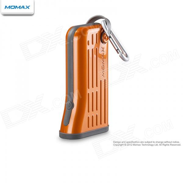 MOMAX iPower TOUGH 6000mAh Rechargeable Mobile External ...