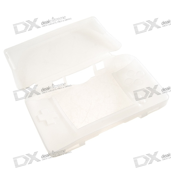 Protective Silicone Case for NDS (Translucent White)