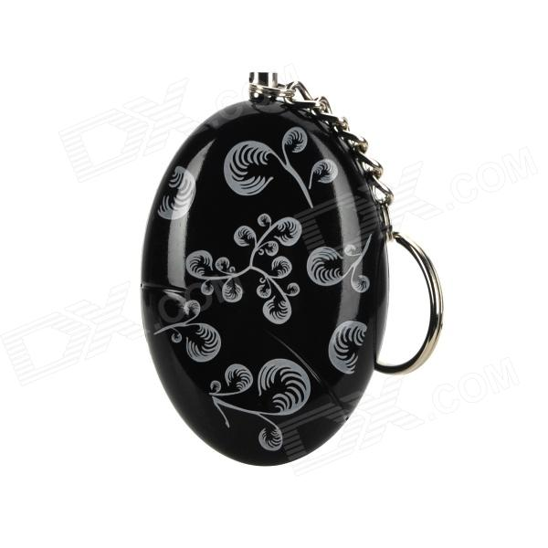 AF-3211 Personal Minder Anti-Rob Alarm w/ Keychain - Black + White 15 pcs puer tea high quality chinese yunnan pu er tea mini pu er tuocha puerh tea lose weight organic green food
