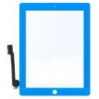 Replacement Touch Screen w/ Home Key for iPad 3 - Deep Blue