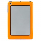 Protective Bumper Frame for Ipad MINI - Orange + Black