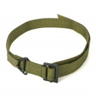 Outdoor Multifunction Tactical Rescue Waist Strap - Army Green (Size L)
