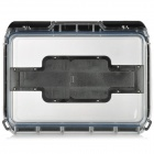 aryca Protective PVC Waterproof Case w/ Stand + Strap for Ipad MINI - Black
