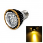 E27 5W 100LM 3000-3500k Warm White Light LED Spot Bulb (85-265V)