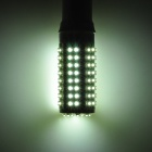 E27 6.5W 700lm 108-LED Cool White Light Corn Bulb