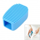 Mini Soft Rubber Washboard - Light Blue
