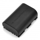 "LP-E6 Replacement Full-Decoded ""2000mAh"" Battery for Canon EOS 5D Mark II / EOS 7D / EOS 60D - Black"