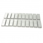 Universal Office Series 24/6 Steel Staples - Silver