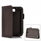 Protective PU Leather Case for Samsung Galaxy Note 8.0 N5110 - Coffee
