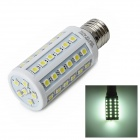 E27 13W 900LM 6000-6500K 55-SMD 5050 LED White Corn Light Bulb (220V)