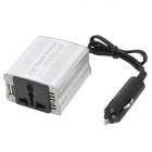SUVPR NST-CDY100 100W Modified Sine Wave Car Power Inverter - Silver + Black (DC 10~15V)