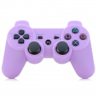 Stilvolle Wireless Bluetooth V3.0 DOUBLESHOCK Controller für PS3 / PS3 Slim / PS3 CECH 4000 - Purple