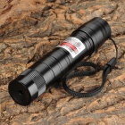 809 5mW 650nm Red Laser Pointer w/ 16340 Battery / Charger - Black