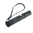 850 5mW 532nm Focus Adjustable Gypsophila Green Laser Pointer w/ 16340 Battery / Charger