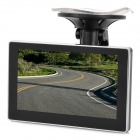 "4.3"" TFT LCD Monitor for Car Vehicle - Black + Silver (480 x 272 / DC 12V)"
