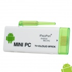 iPazzPort NC19A Dual-Core Android 4,1 Player w / 1 GB RAM / 4GB ROM / Wi-Fi / TF / HDMI - White