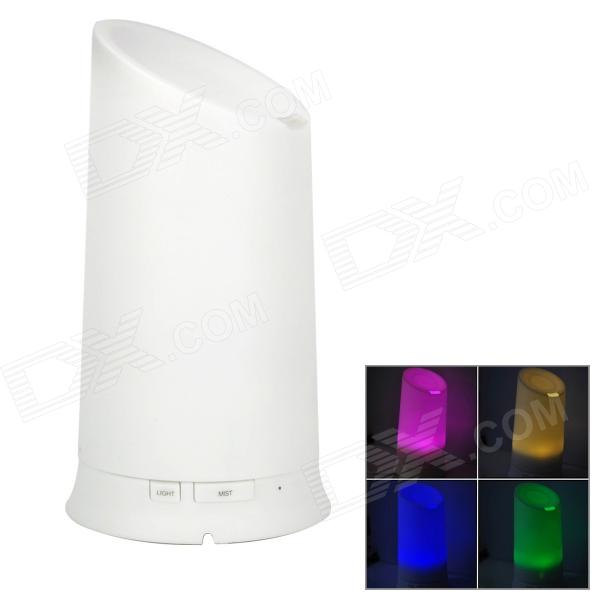 J83 Ultrasonic Air Humidifier w/ EU Power Plug + Cup - White