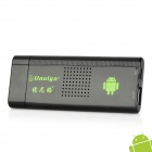 Unuiga U25 MK809I двухъядерный Android 4,1 Google TV Player ж / 1G RAM / ROM 4 Гб / Wi-Fi / HDMI - черный