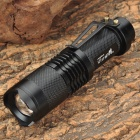 UltraFire SK98 Cree XM-L T6 800lm 5-Mode White Flashlight - Black (1 x 18650)