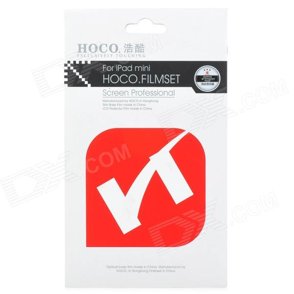 HOCO E-061A Protective Clear Screen Guard for Ipad MINI - Transparent