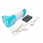 2-In-1 Creative USB Powered Rechargeable Telephone w/ LED Table Lamp