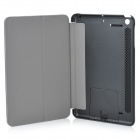 Handheld Protective PU Leather Case for Ipad MINI - Black