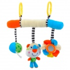 Nette Style Baby Bed Hanging Toys - Blue + Orange + Weiß + Grün + Gelb