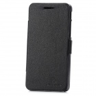 NILLKIN Protective Leather + PC Case für Huawei U8950D - Black