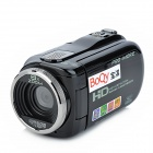 "BOQY HDC4 2.7"" LCD 5.0MP CMOS Digital Camera w/ 8X Digital Zoom - Black"