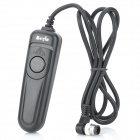 MeYin RS-802/DC0 Wired Remote Shutter Release for Nikon D1 / D1H / D1X + More - Black (80cm-Cable)