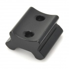 20mm Gun Tactical Rail Mount w/ Hex Wrench Kit - Black