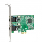 1000Mbps Ethernet PCI-Express Card for Desktop Computer / Server