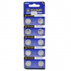 TianQiu AG13 1.55V Alkaline Cell Button Battery (10 PCS)