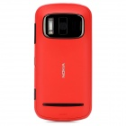 "Nokia PureView 808 Belle WCDMA / GSM Barphone w/ 4.0"" Capacitive / 41MP Camera - Red"