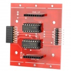 8 x8 Dot-Matrix Driver Module - Red + Black