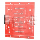 8 x8 Dot-Matrix Módulo Driver - Red + Black