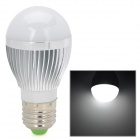 E27 3W 250lm 6000K White 3-LED Light Bulb (AC 85~265V)