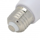E27 3W 200lm 6500K Cold White 4-5656 SMD LED Lamp