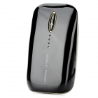 Chungha A811 5200mAh Mobile Battery + 2-SIM Bluetooth Peel  for Iphone / Android Phones - Black
